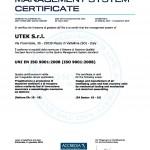 CERTIFICATO_-_UTEK_S.r.l._-_ISO_9001