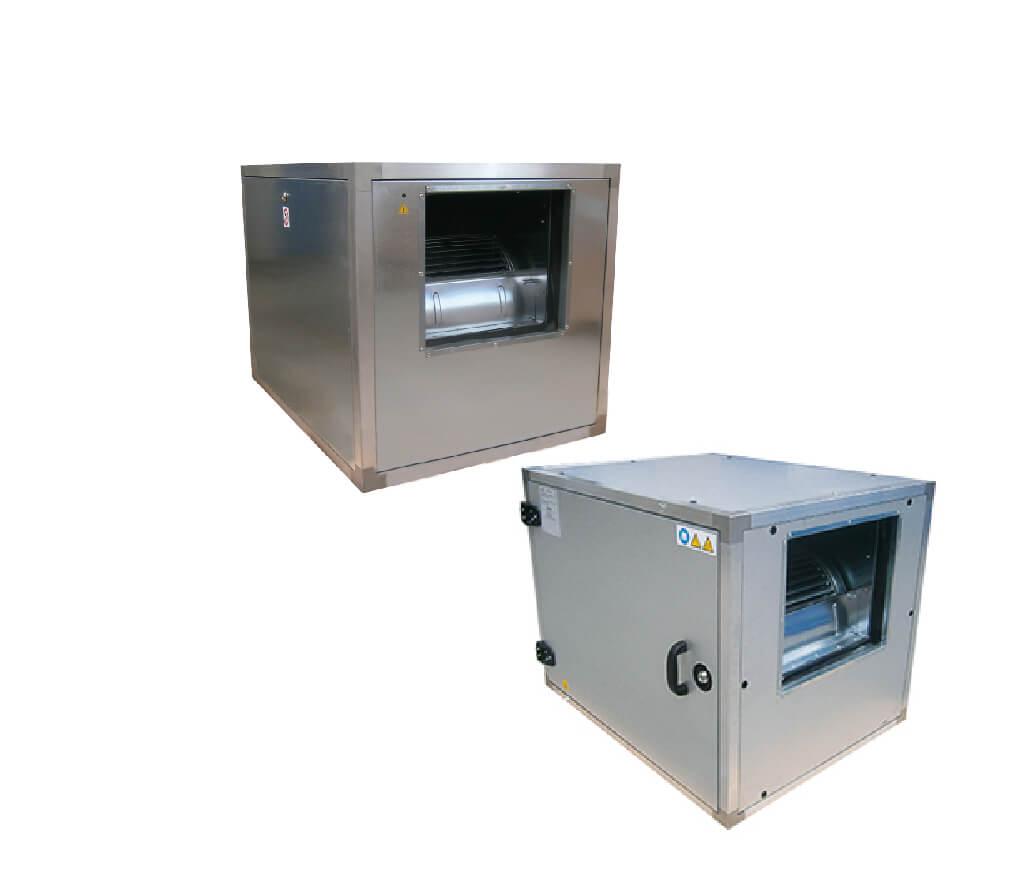 FAN-T - UNITÀ DI VENTILAZIONE | Utek - Ventilazione Meccanica Controllata