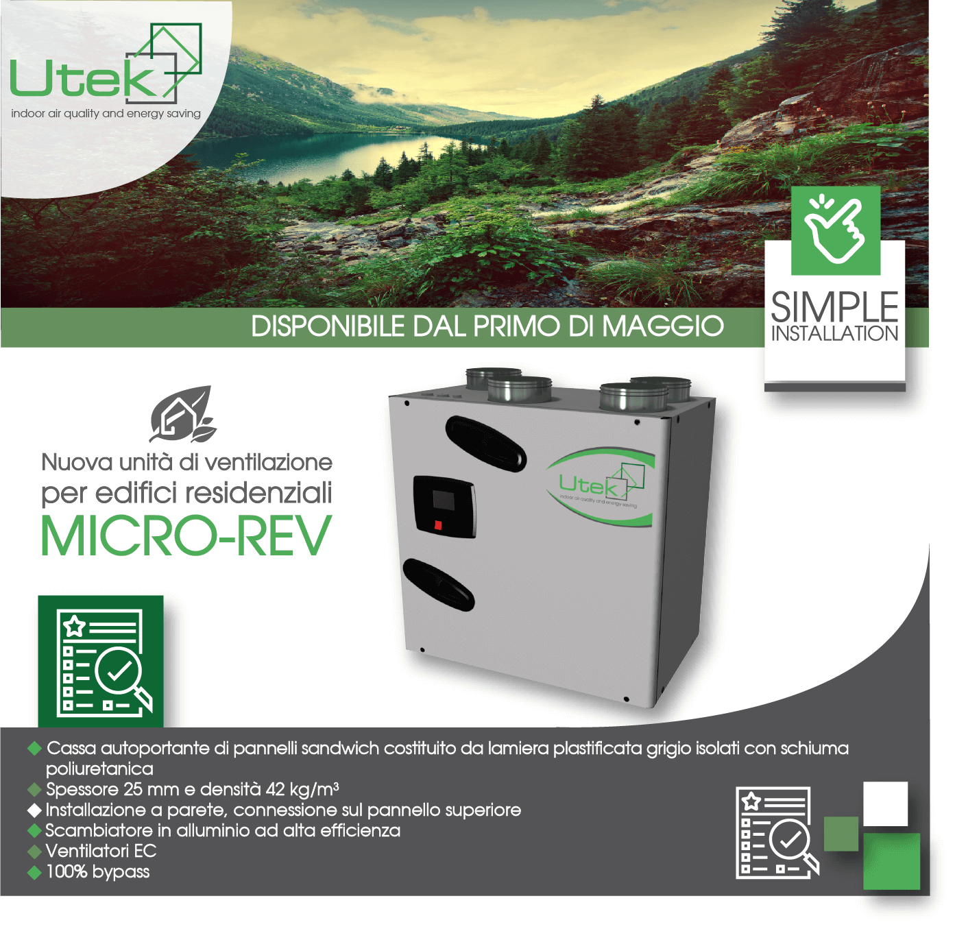 presentazione micro-rev ita