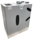DEH-V - AIR CONDITIONING and DEHUMIDIFICATION UNITS with HEAT-RECOVERY | Utek - Mechanical ventilation