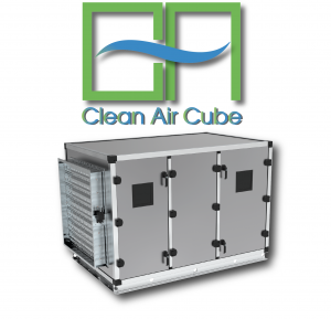 CLEAN AIR CUBE: the new filtration concept